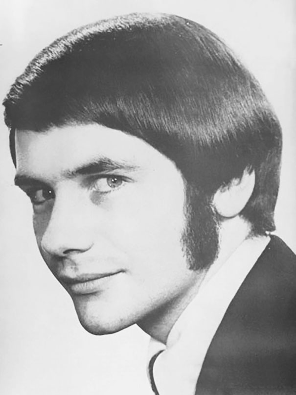 1960s And 1970s Were The Most Romantic Periods For Mens Hairstyles