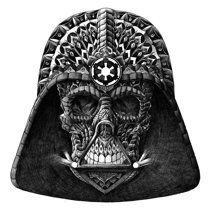 Ornate Vader