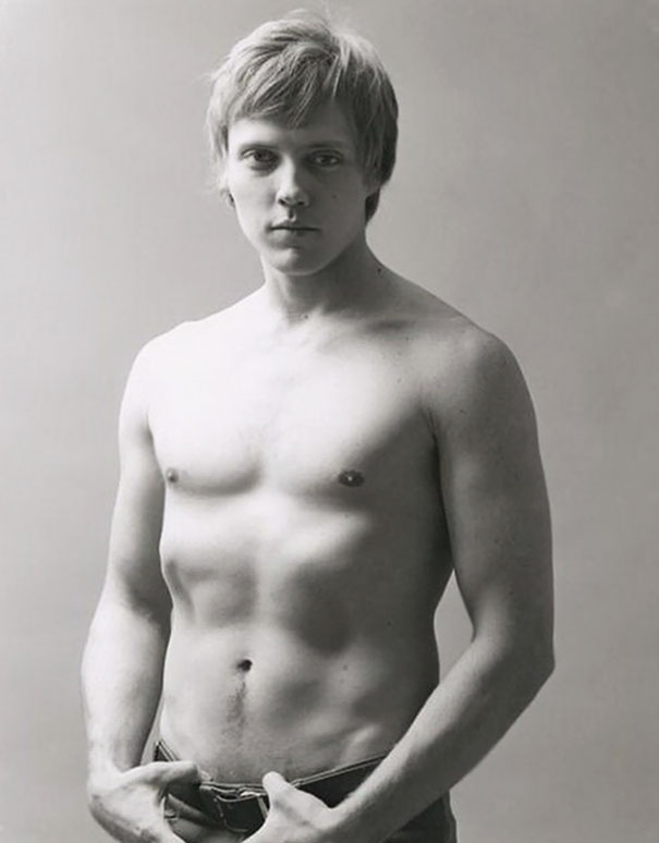 22-Year-Old Christopher Walken