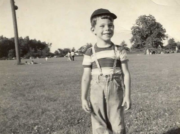 4-Year-Old Stephen King