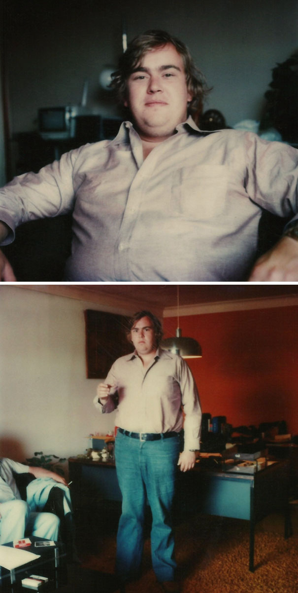 Young John Candy