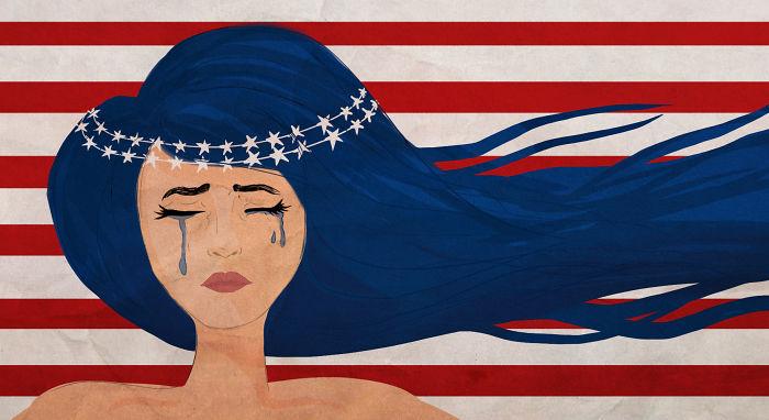 The American Cry - Akshita Monga/ Arré