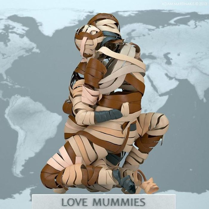 Love Mummies