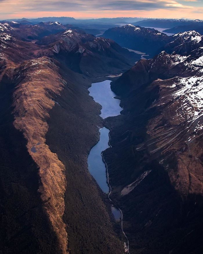 Hands Up Who Has Driven The Road To Milford Sound?