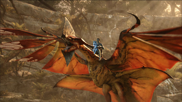 You Ride Out As Fast As The Wind Can Carry You. You Tell The Other Clans To Come. Tell Them Toruk Macto Calls To Them! You Fly Now, With Me!