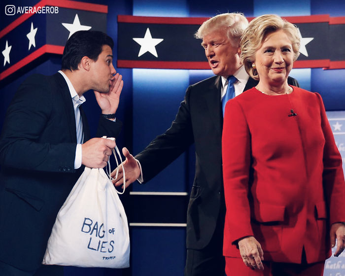 When I Watched The Presidential Race, I Felt Lied To