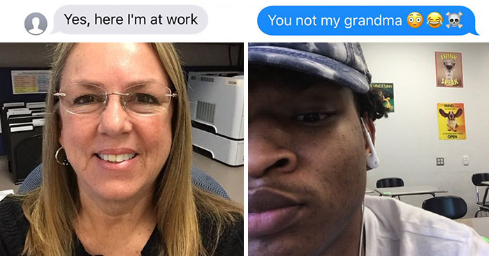 Grandma Accidentally Texts A Teen About Thanksgiving Plans, And Her Reaction Is Brilliant