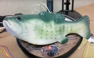 Some Genius Hacked Amazon's Alexa And Turned It Into Big Mouth Billy Bass