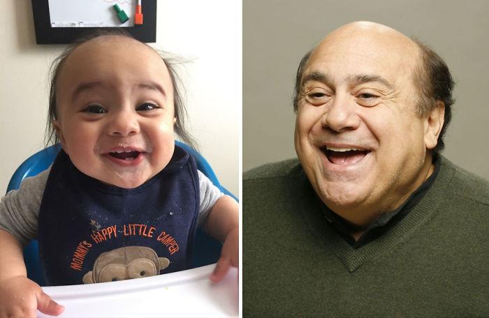 My Son Looks Like Danny Devito