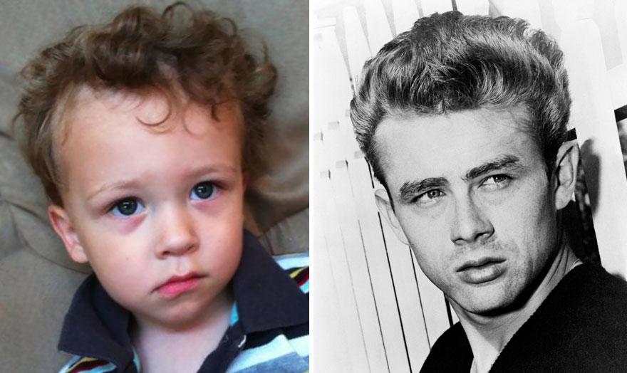 Brody Looks Like James Dean