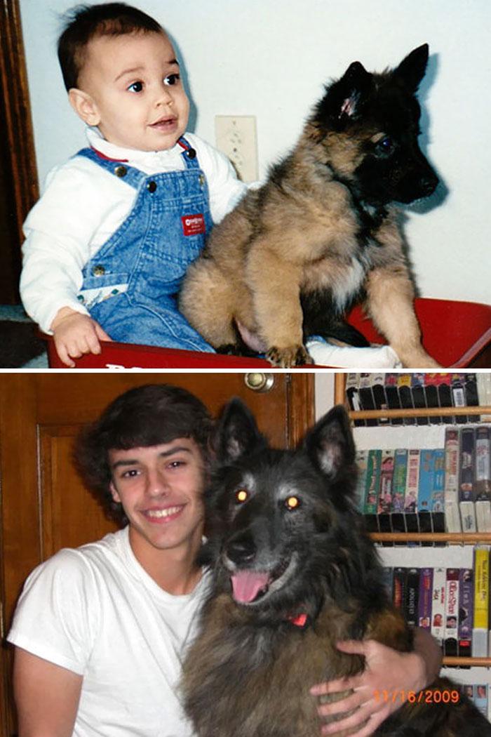 Aaron And Skye, 14 Years Later