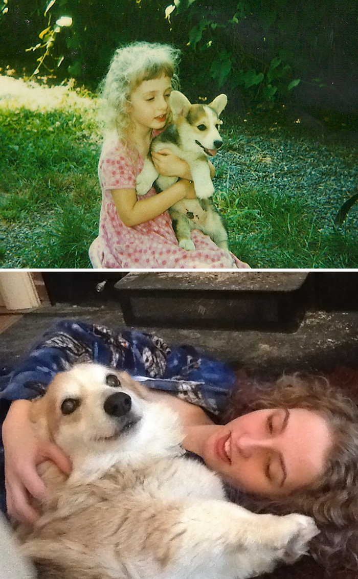 Me And Jester, Then And Now