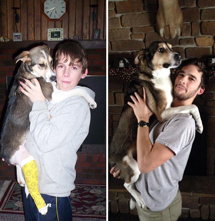 What A Nine Year Friendship Looks Like
