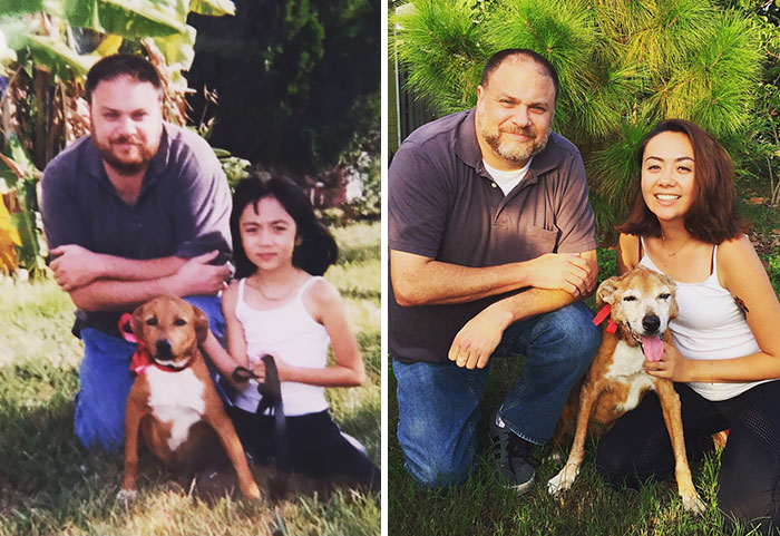 13 Years Later. Dusty's First And Last Days With Us