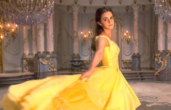 "7 First Photos Reveal How Emma Watson Will Look As Belle in ""Beauty And The Beast"""
