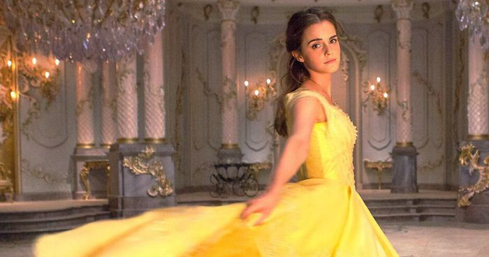 belle-gold-dress-emma-watson-beauty-and-