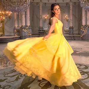 7 First Photos Reveal How Emma Watson Will Look As Belle in