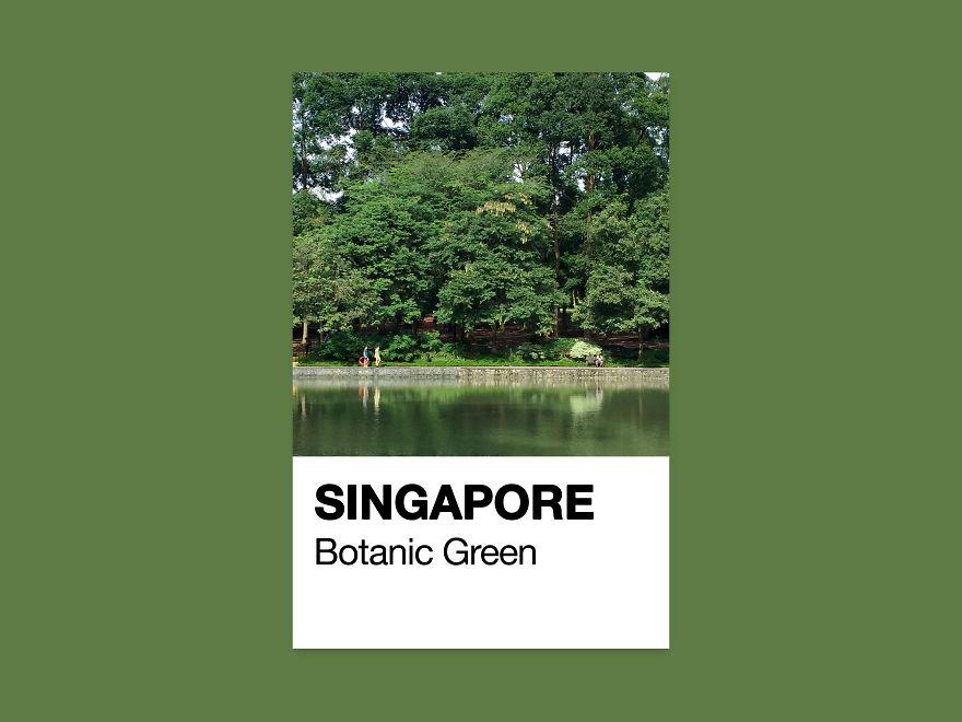 Green, Singapore Botanic Gardens