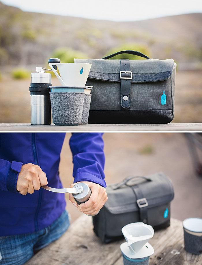 Coffee Lover Travel Kit