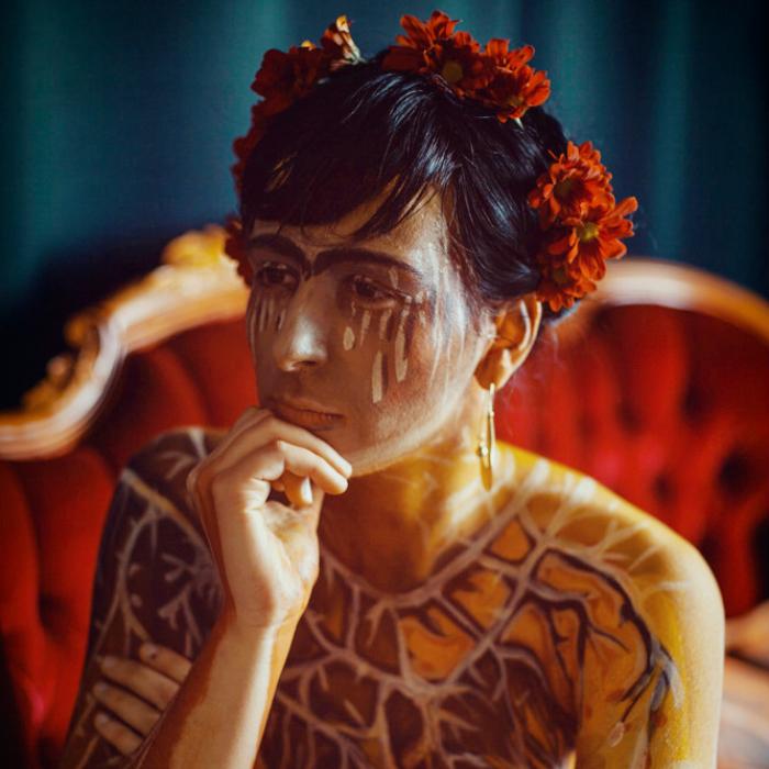 Día De Muertos: Our Photo Series About Love And Pain
