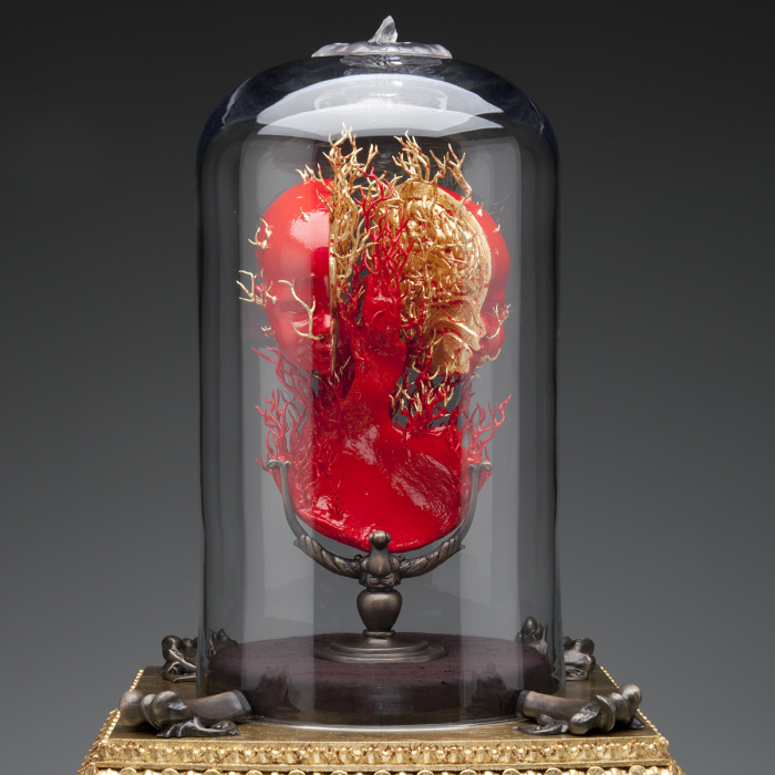 Bell Jar Sculpture Exploring The Individualistic Memories We All Had But Lost
