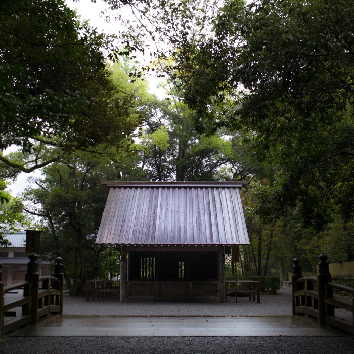 I Captured A Sacred Ise Jingu Early In The Morning
