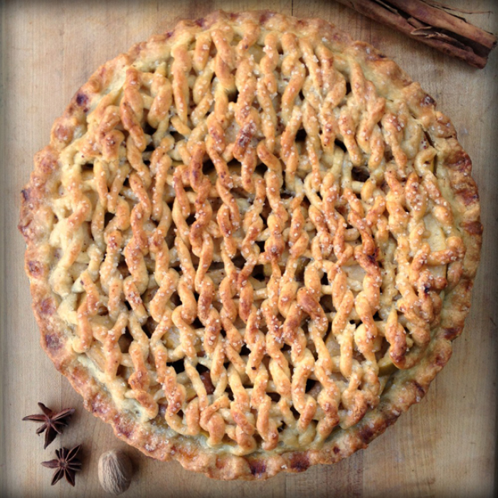 How To Knit A Pie: Yarn Artists Take It To The Next Level For Thanksgiving
