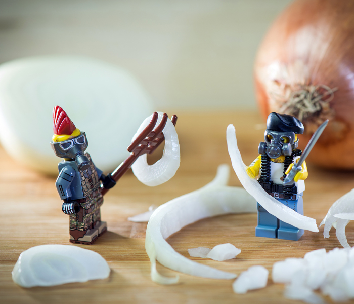 Miniature Lego Adventures That I Create In My Job (part 5)
