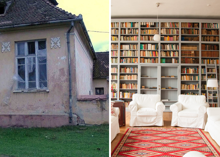 Abandoned Art Nouveau Saxon School In Transylvania Transformed Into A Beautiful Guesthouse