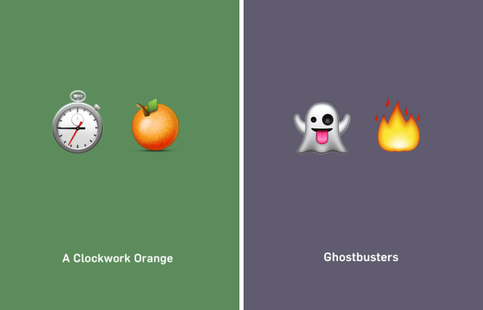 What If Movie Posters Were Made Using Only Emojis?