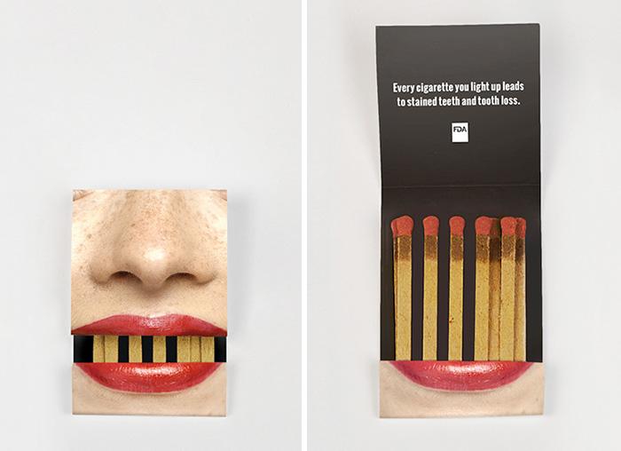Anti-Smoking Matchook