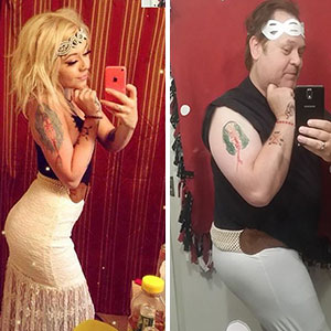 Dad Who's Been Trolling Daughter By Recreating Her Racy Selfies Now Has 2x More Followers Than Her