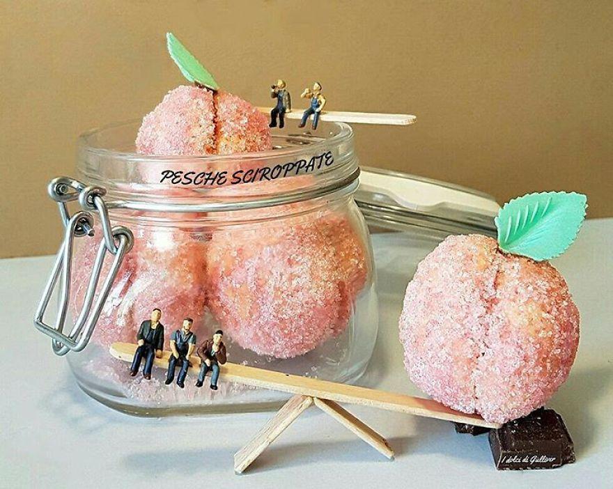 Десерт-миниатюра-кондитер шеф-Маттео-Stucchi