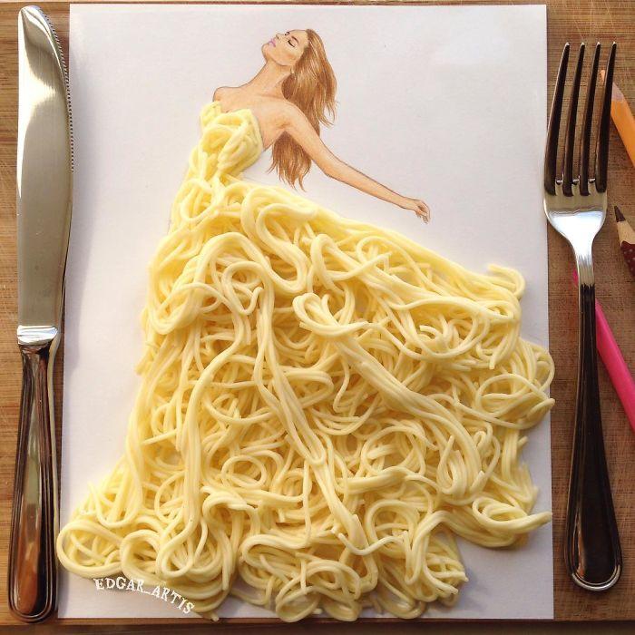 Платье для любимой женщины