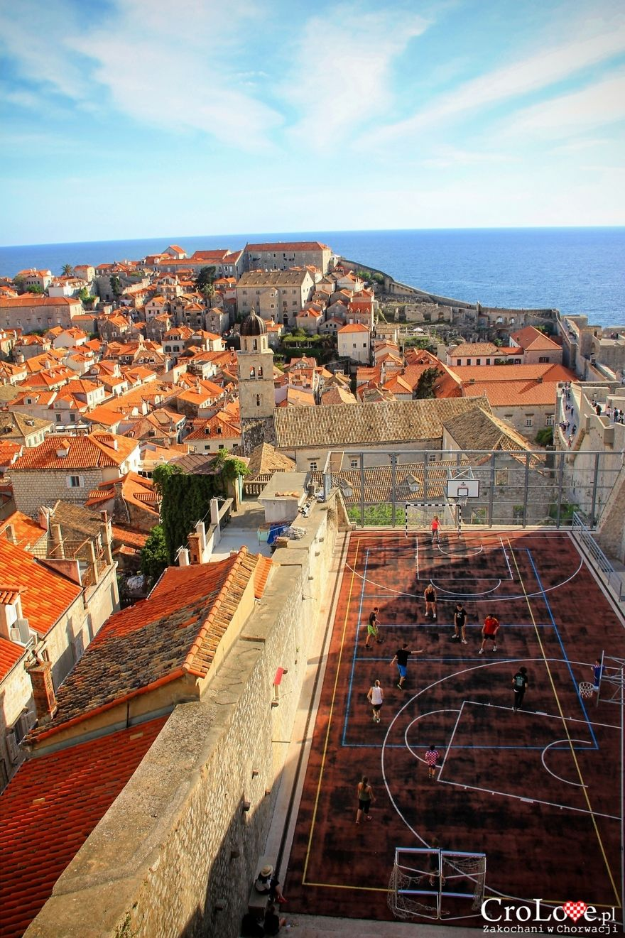 I Photographed The Old City Of Dubrovnik From City Walls