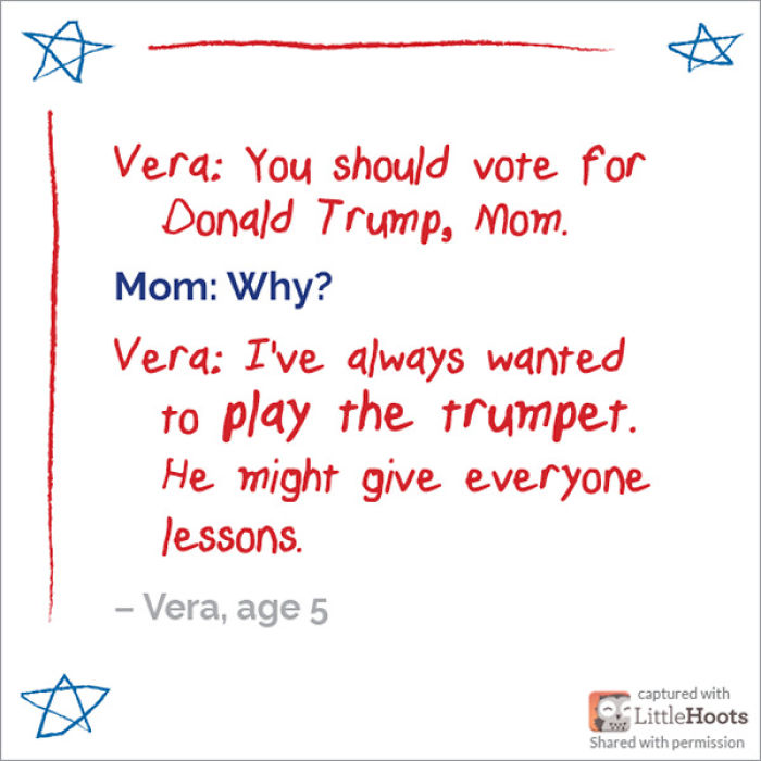 What 29 Kids Think About The Candidates