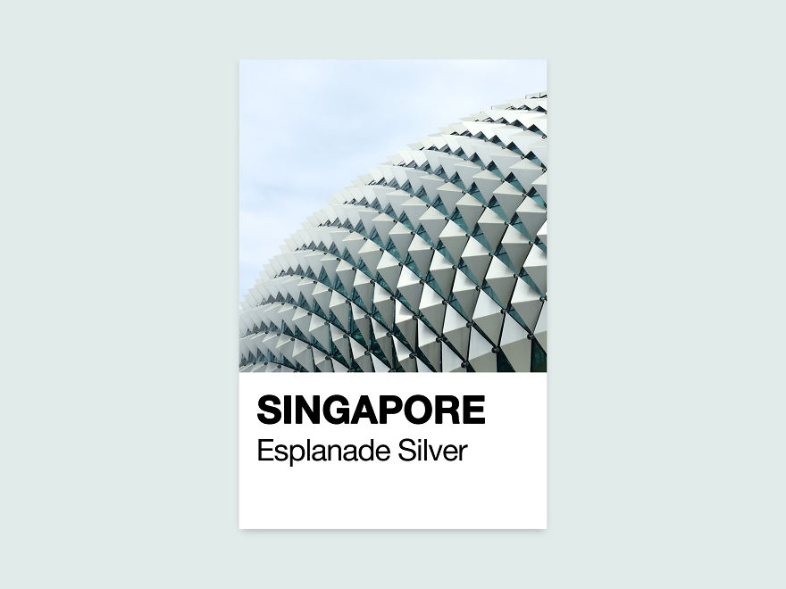 Silver, Esplanade