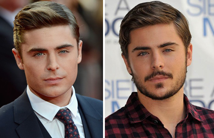 10+ Before-And-After Pics That Prove Men Look Better With