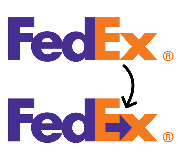 10 Secret Messages Hidden In Famous Logos You Probably Didnt Know
