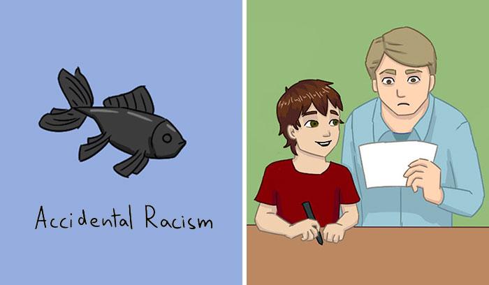 Accidental Racism