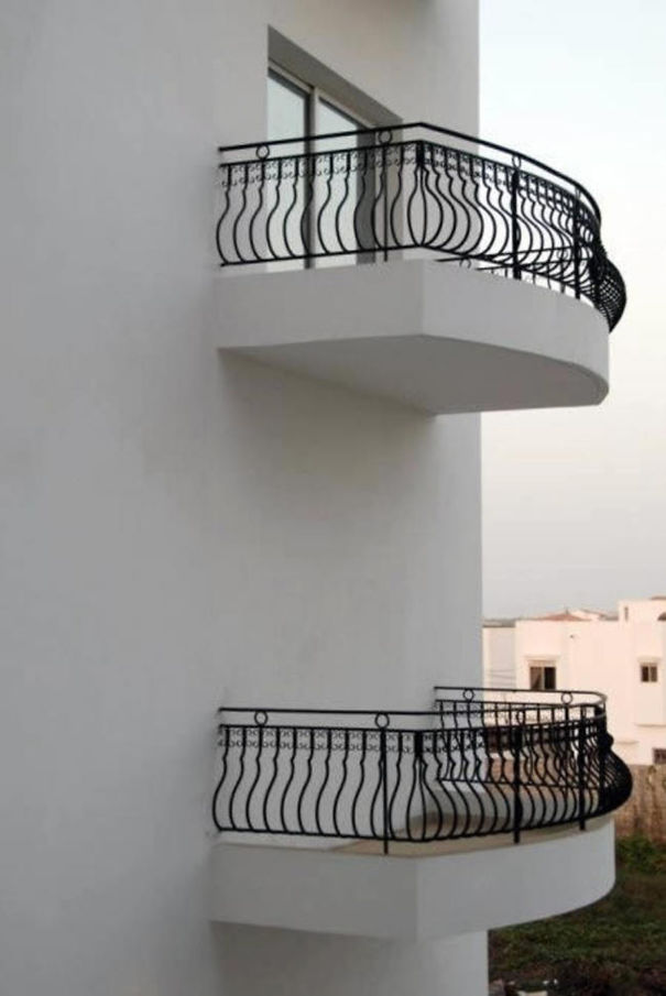 Pointless Balcony