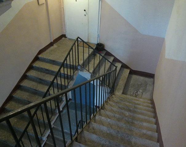 These Genius Stairs