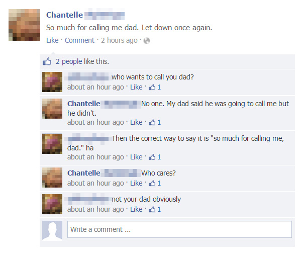 73 Epic Facebook Comebacks Youll Be Happy Didnt Happen To You