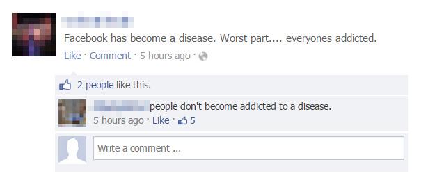 Funny Facebook Comebacks