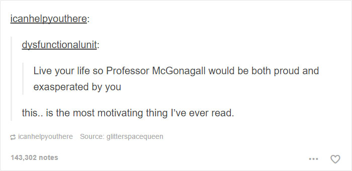 Harry Potter Tumblr