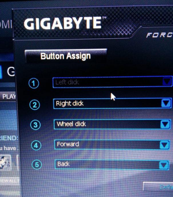 Real Smooth Gigabyte...