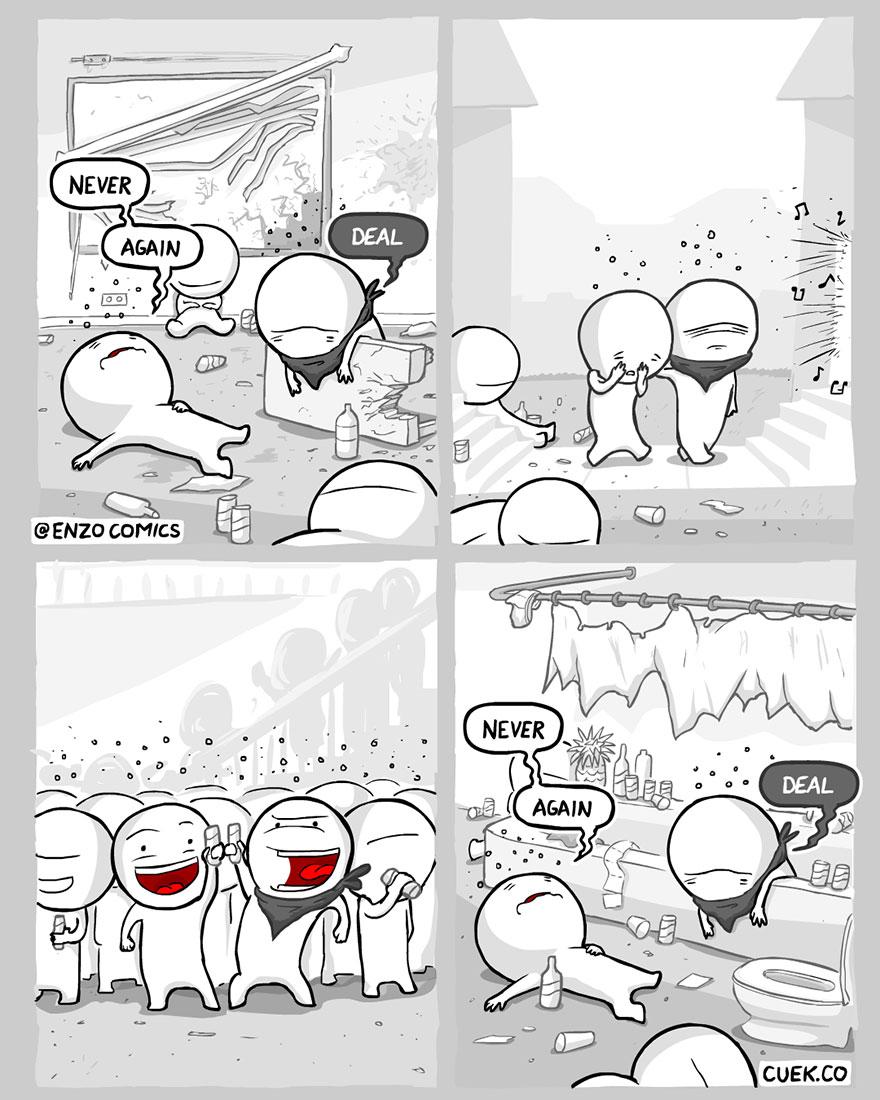 Enzo Comics