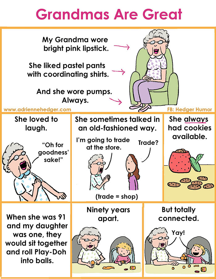 Hedger Humor Cartoons