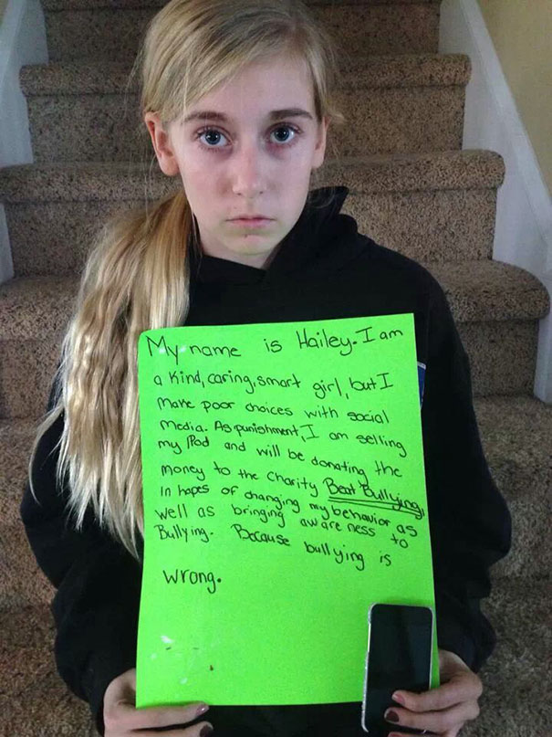 Mom Catches Daughter Cyber-Bullying