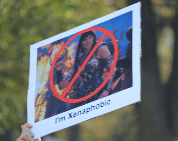 Xenophob Convention